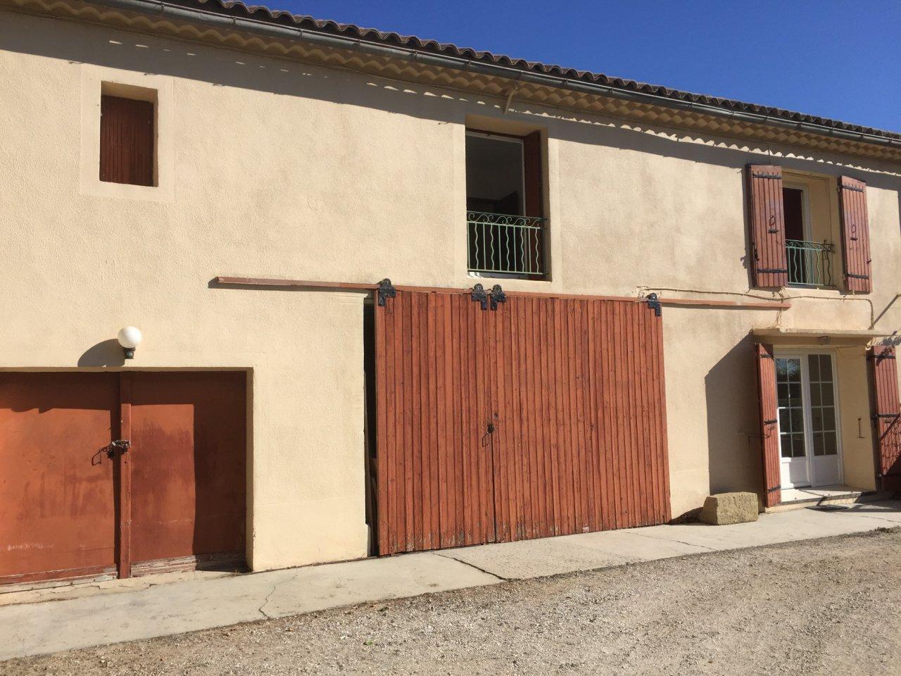 Location maison/villa 4 pièces travaillan 84850
