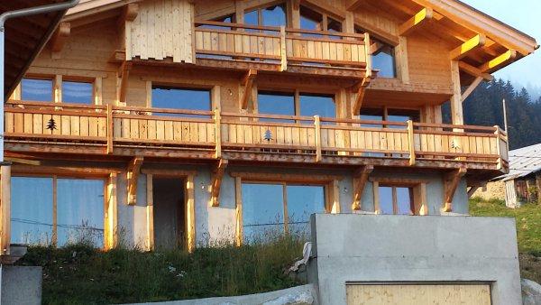 Location vacances maison/villa 3 pièces hauteluce 73620